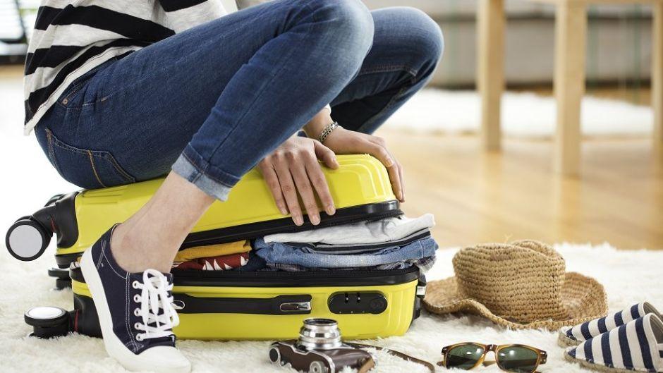 Claves para hacer la maleta, de forma fácil