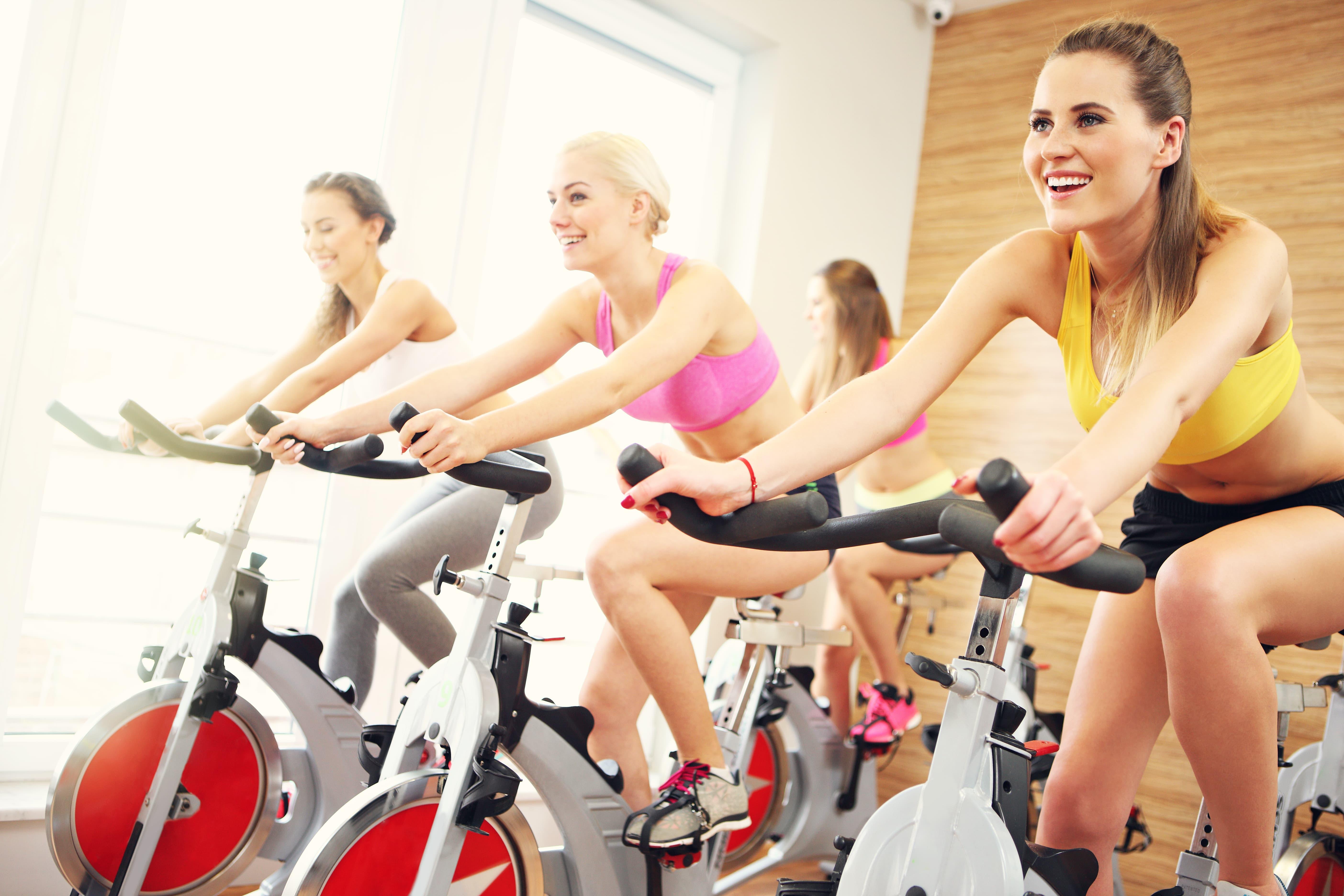 5 Claves para perder grasa de inmediato con spinning
