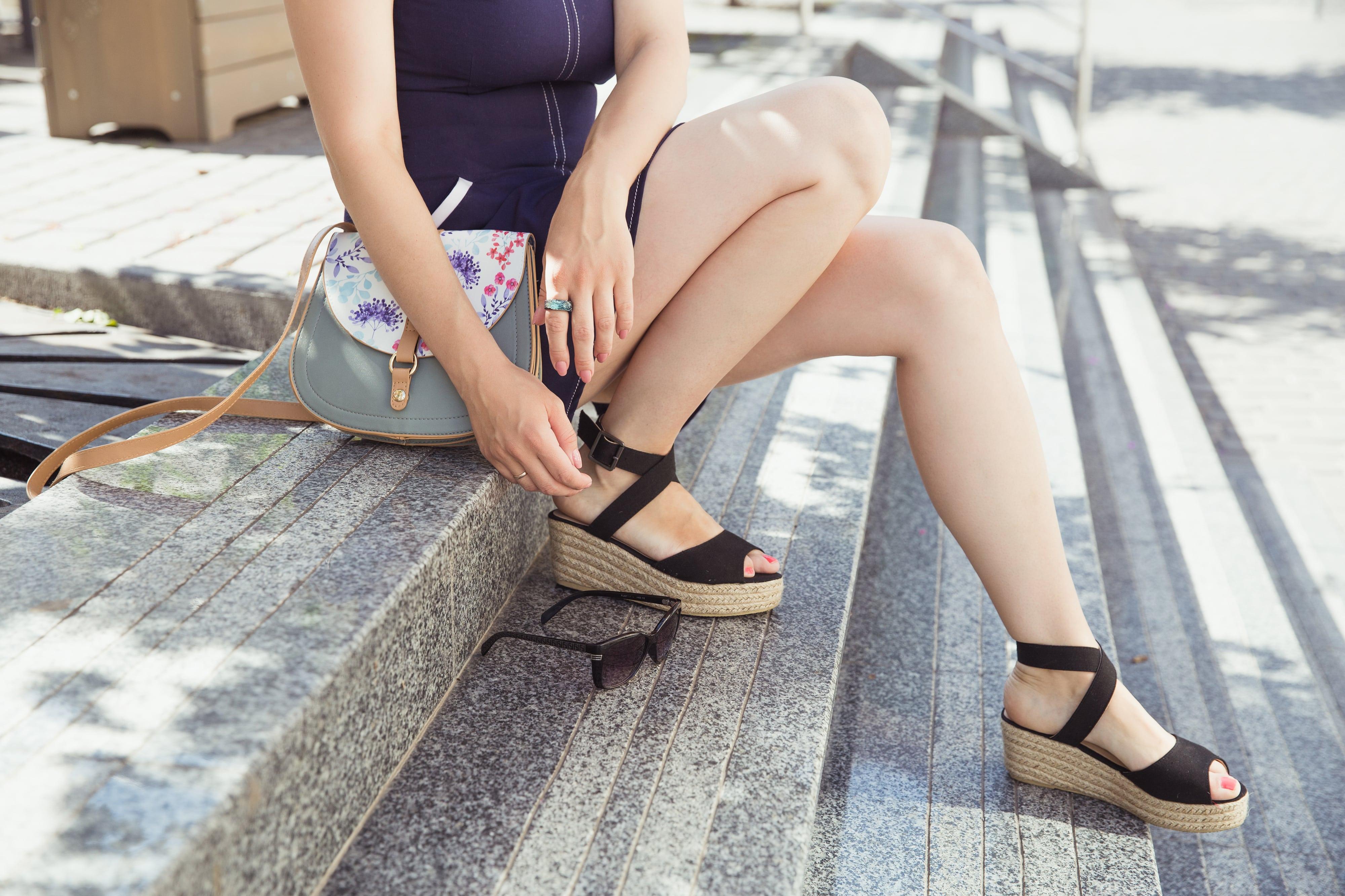 Zapatos para lucir tus pies en días de sol