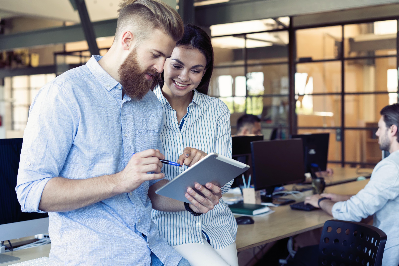 Los si y los no del romance en la oficina