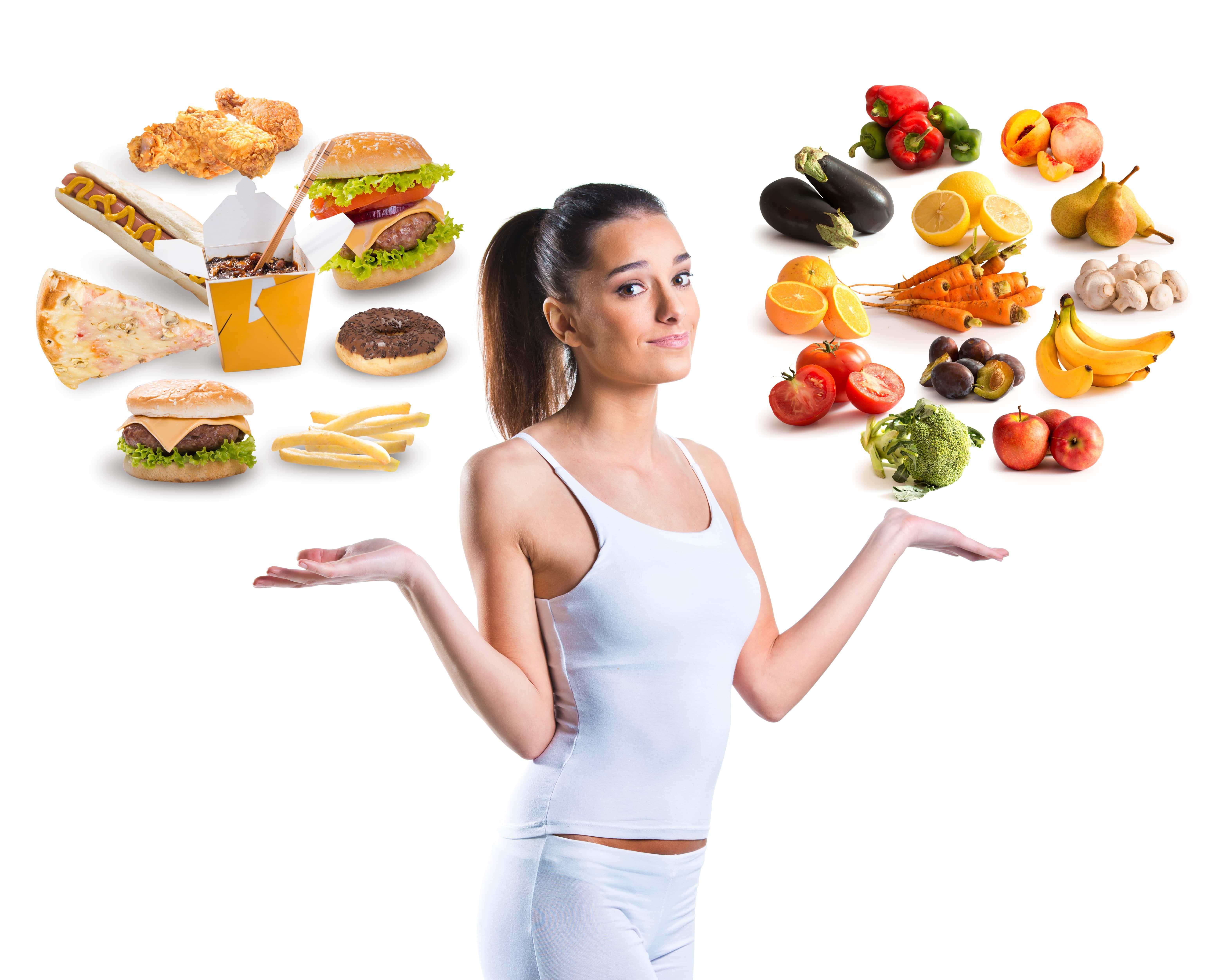 Ponte a dieta con los colores del semáforo y despídete del sobrepeso
