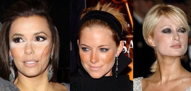 9 errores comunes del maquillaje que aumentan la edad