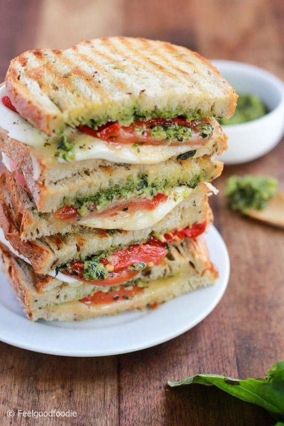 Consejos para preparar un sándwich saludable
