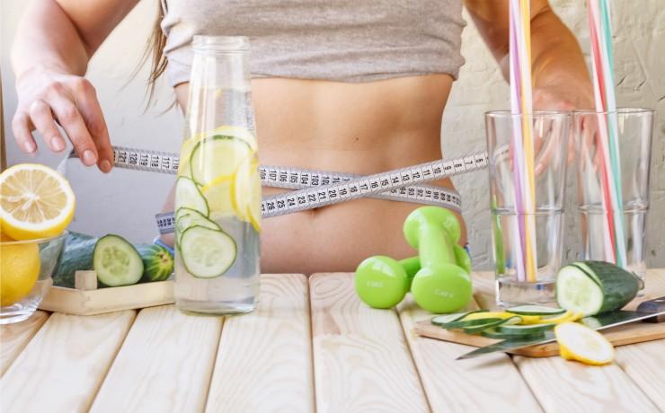 Détox para bajar de peso