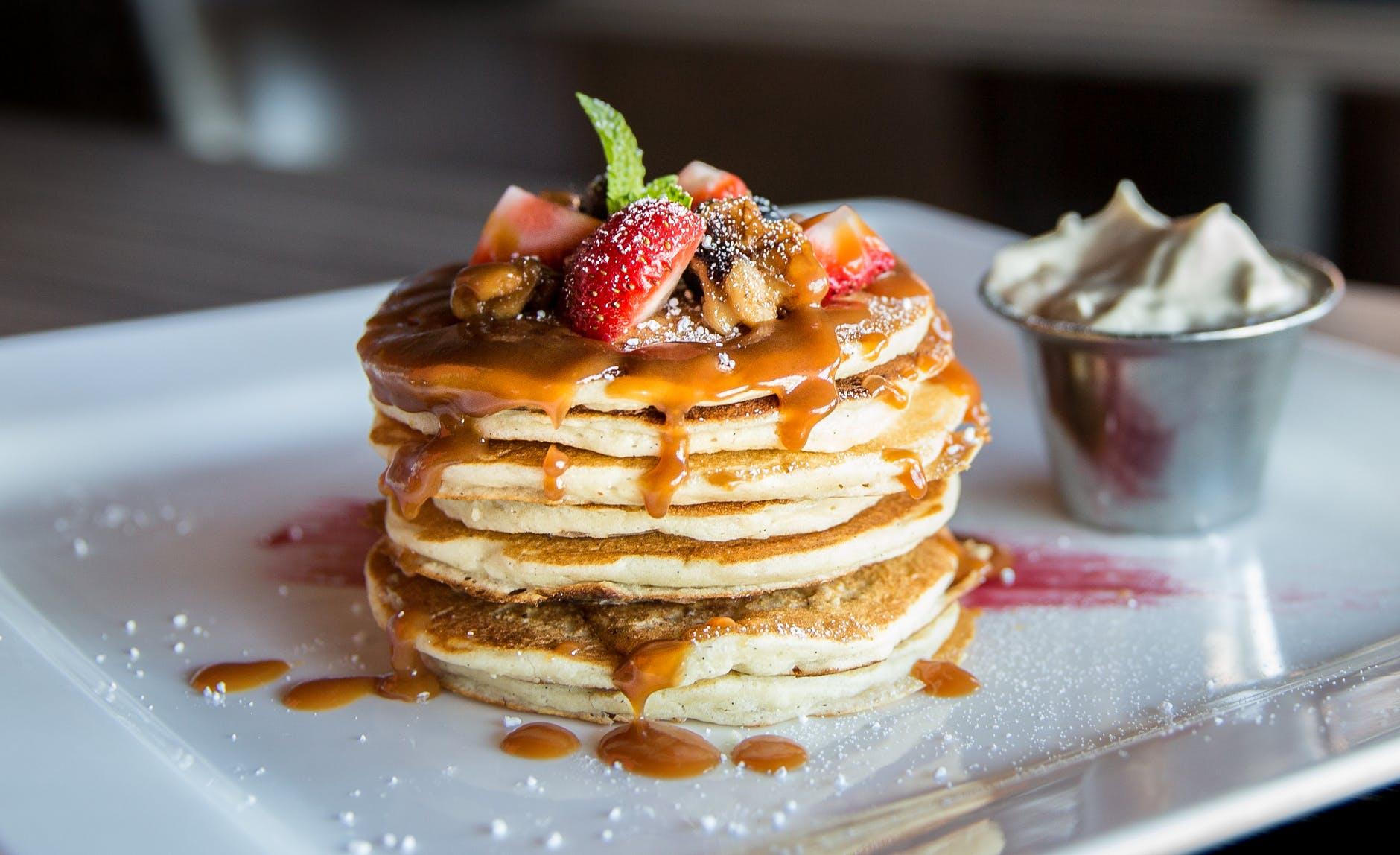 Tres desayunos para sorprender a mamá