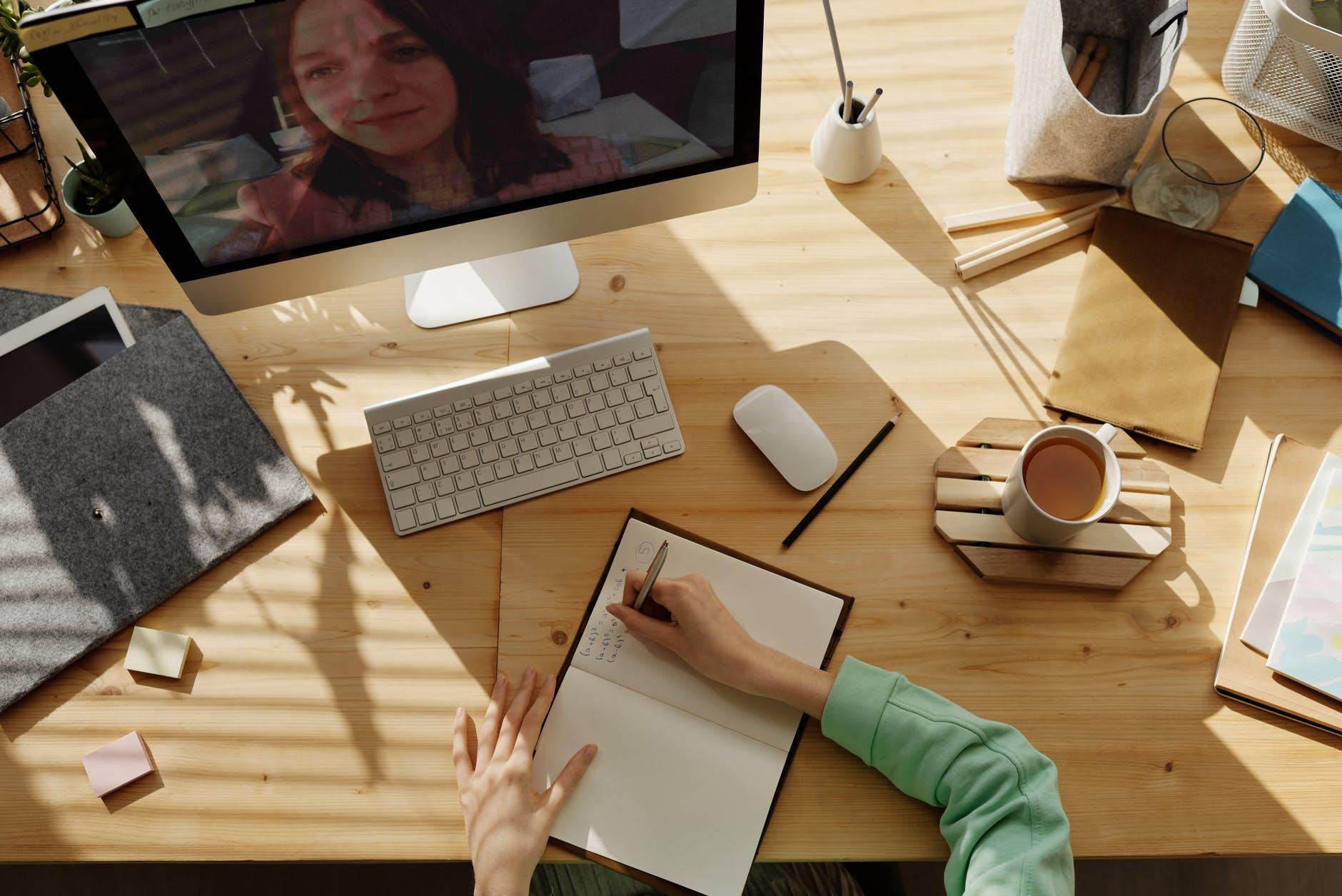 Cinco claves para diseñar tu espacio para el teletrabajo