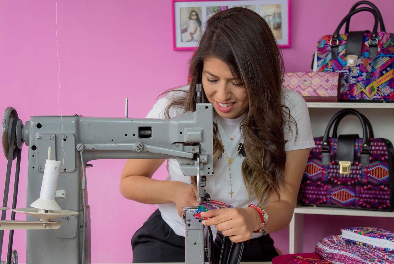 """Krista María Reyes: """"Atreverse es la única manera de saber si lo podemos lograr"""""""