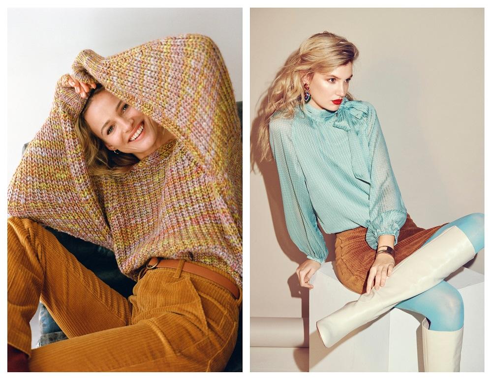 Tendencia en la moda: La pana vuelve a ser un tejido de culto