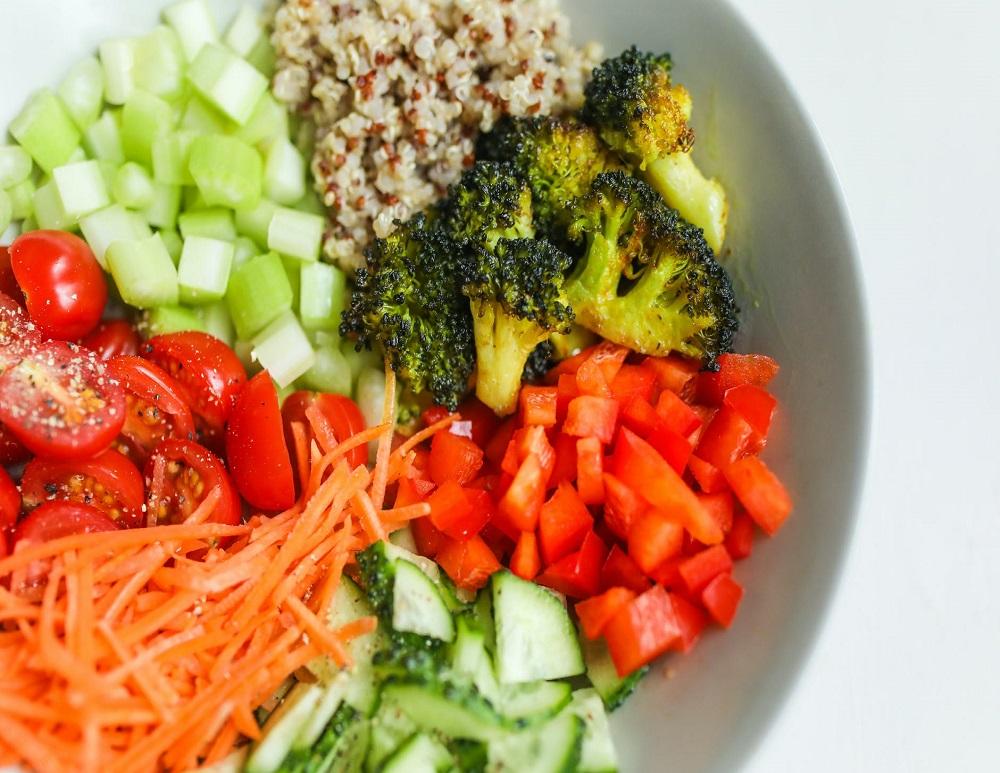 Cinco almuerzos saludables fáciles de preparar