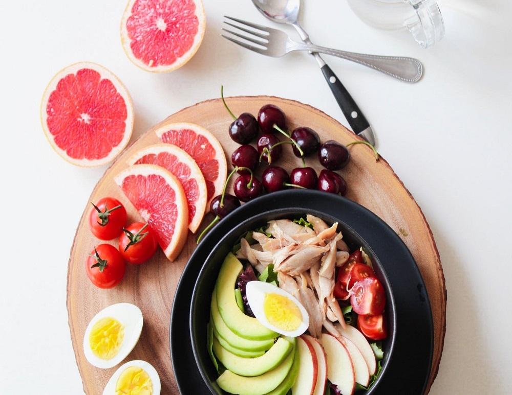 Cinco cenas rápidas y saludables