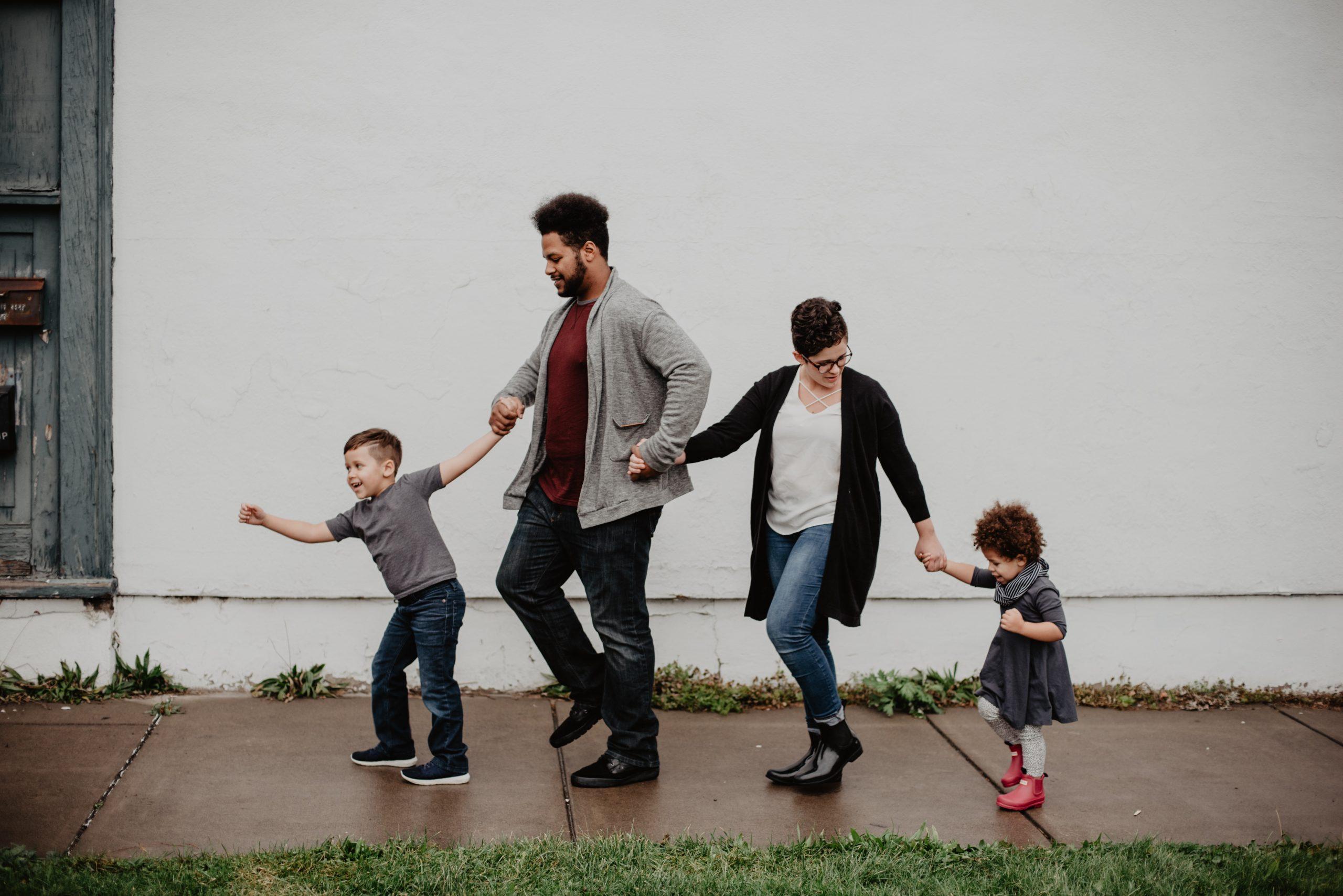 Cómo manejar las peleas familiares