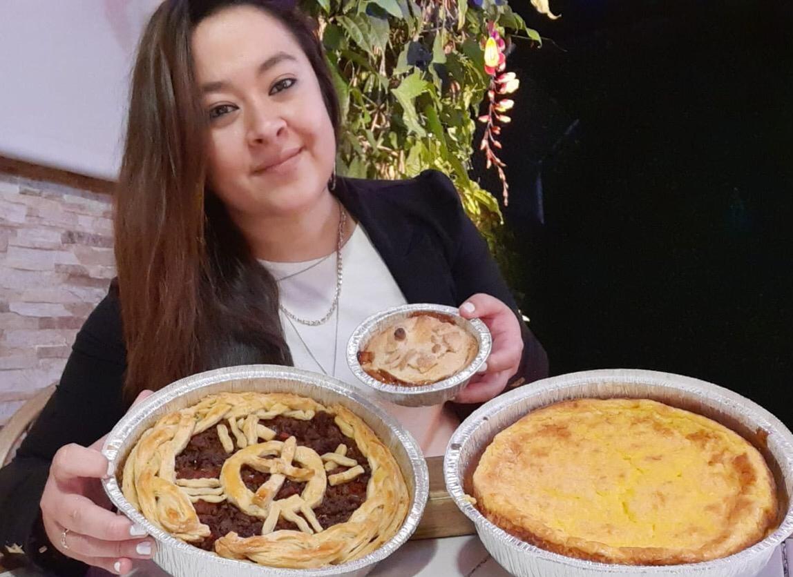 Alice Arévalo prepara y personaliza deliciosos postres