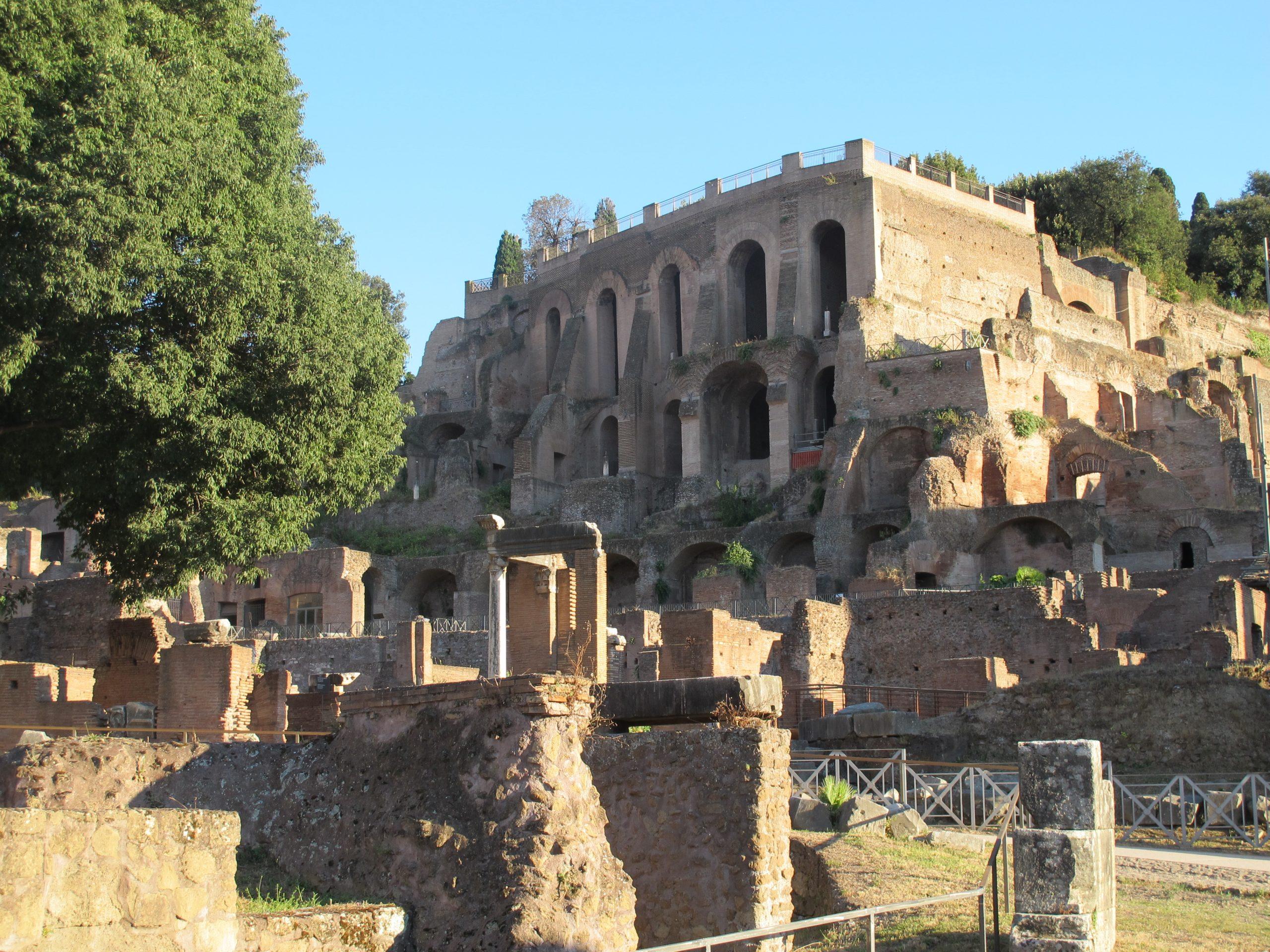 Los sitios arqueológicos de Italia se adaptan a la pandemia