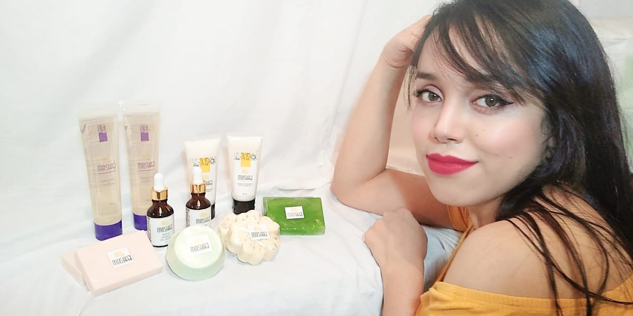 Conoce la historia detrás de la emprendedora de cosméticos Astrid Coronado