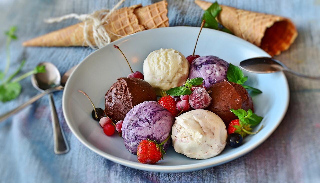 Cinco helados light para preparar en casa