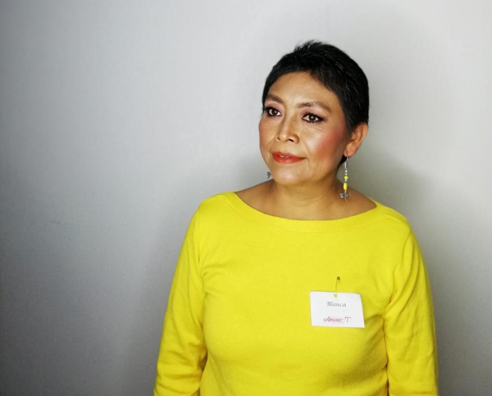 Blanca Pérez, una mujer emprendedora que venció la enfermedad