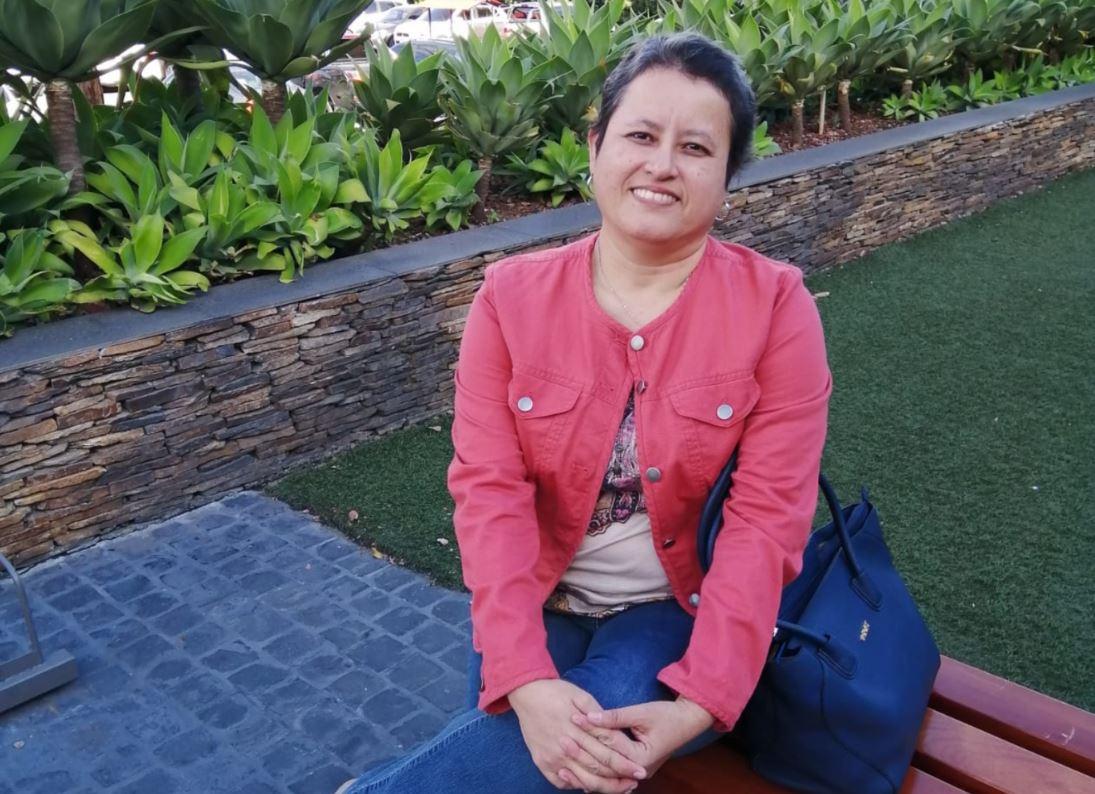 Ninet Monroy empodera a más mujeres con su historia de valentía