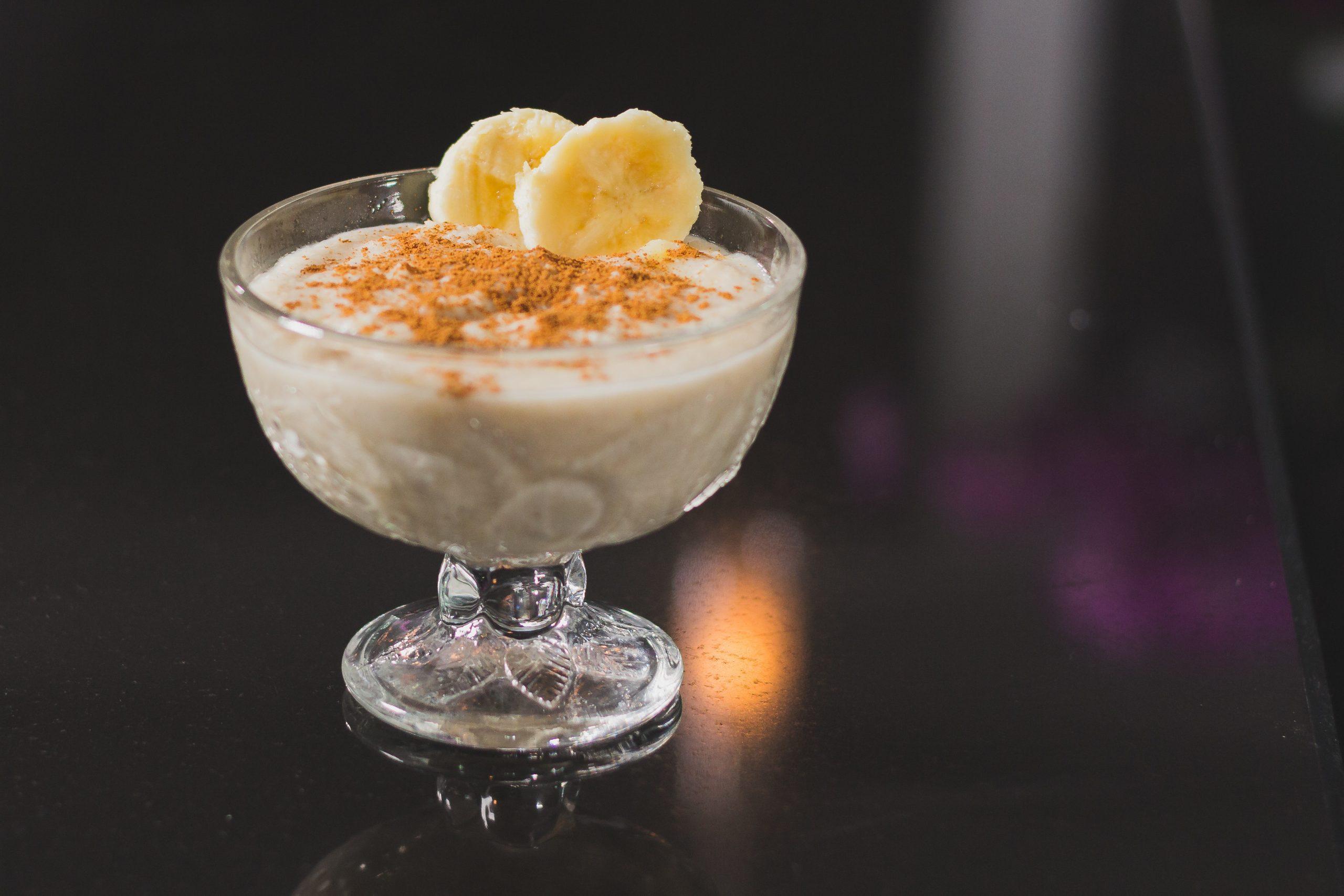 Desayuno vegano: Smoothie de avellana y banano