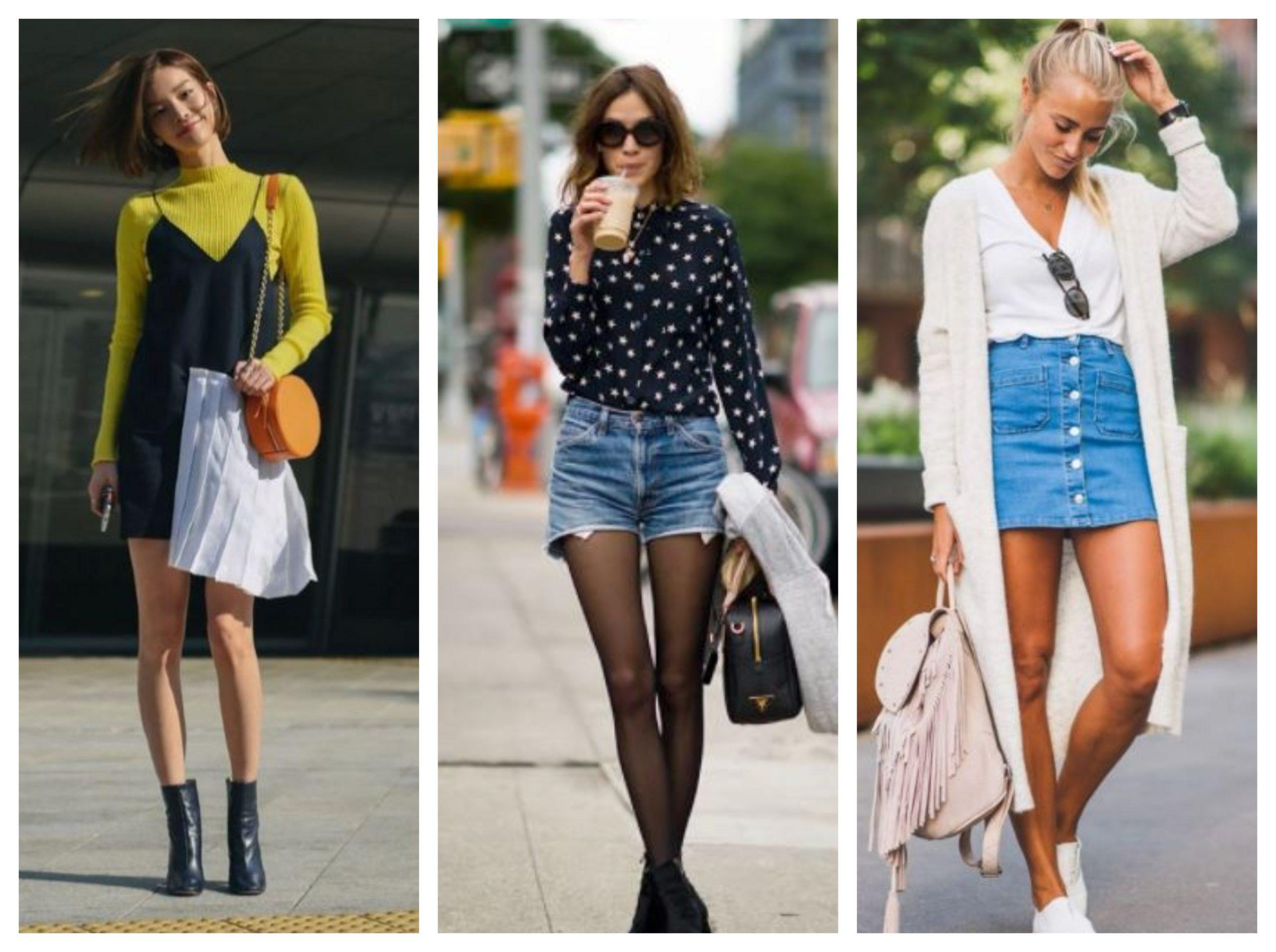 Ideas para utilizar tu ropa de verano en invierno sin perder el estilo