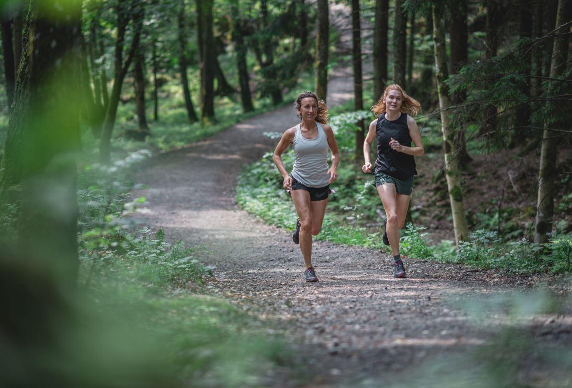 """El """"trail running"""", la forma exigente de correr"""