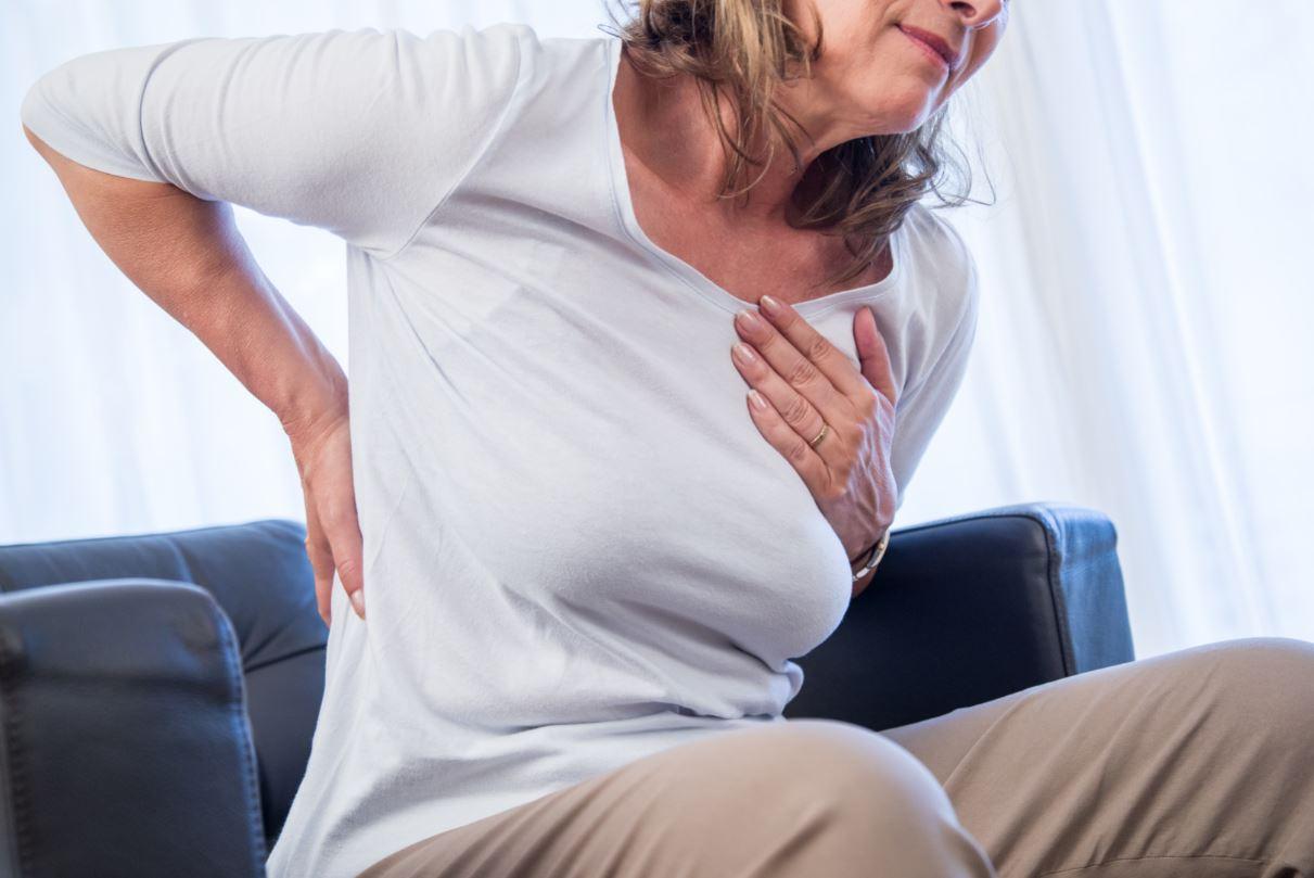 Dolor repentino: cada minuto cuenta en un ataque al corazón