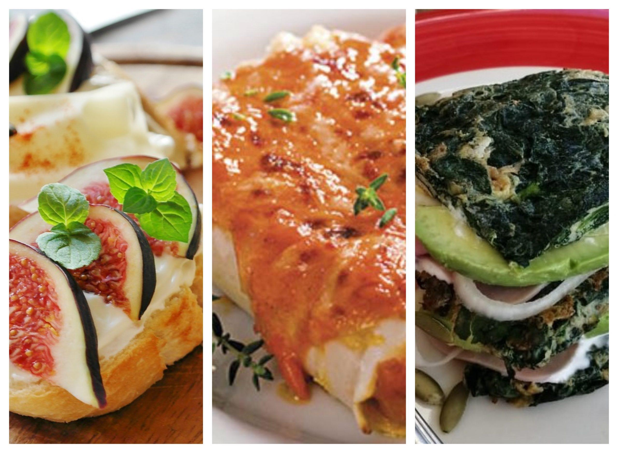 Menú semanal: Recetas saludables que debes preparar
