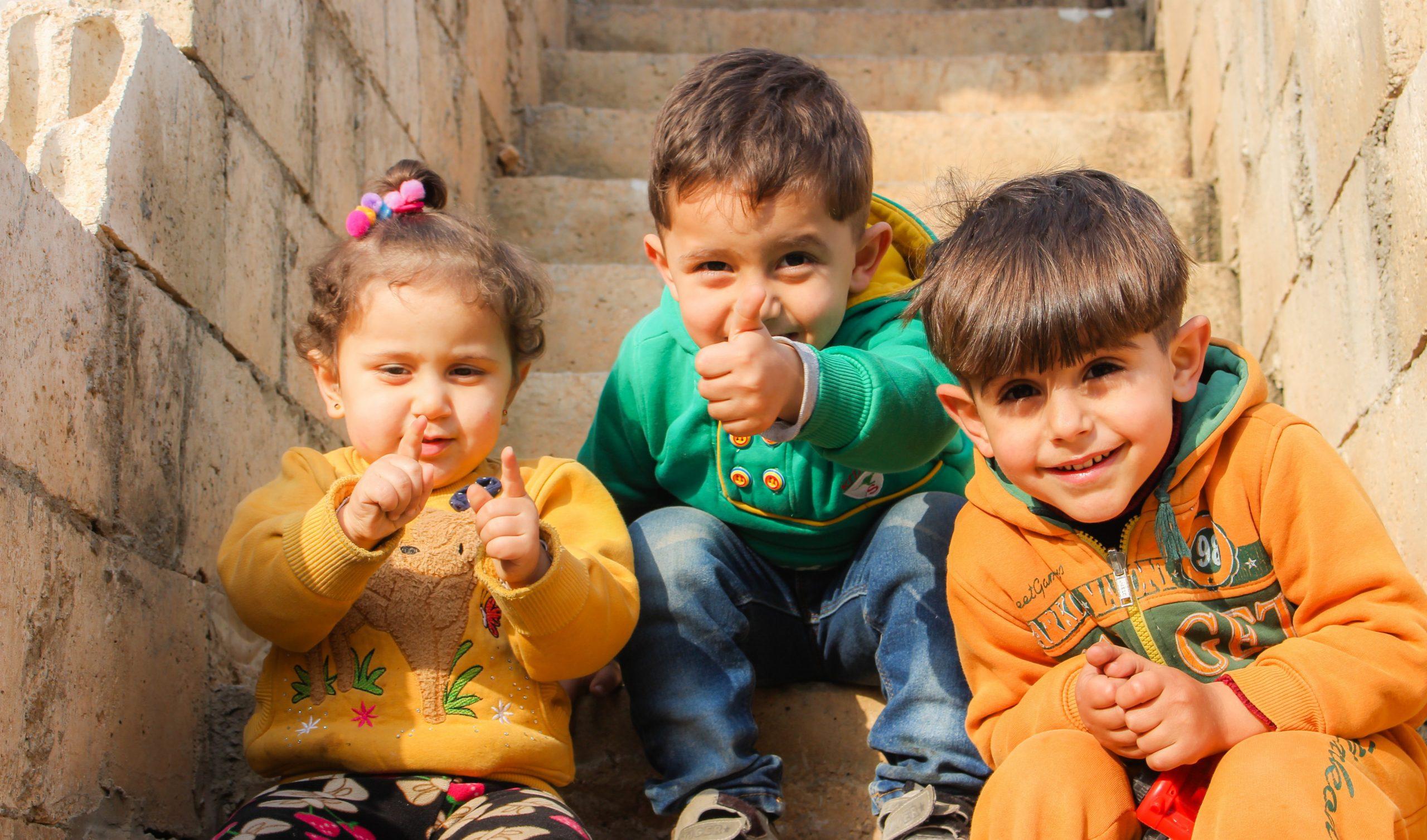 Fomentan el valor del amor en los niños