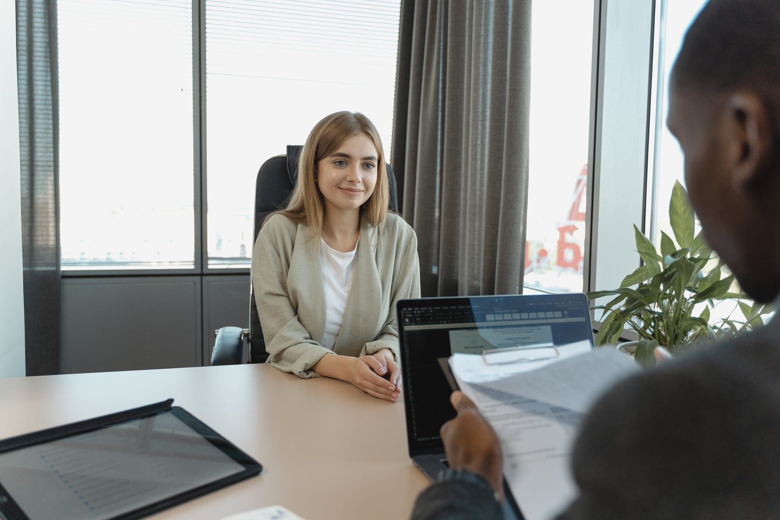 Peinados para ir a una entrevista de trabajo