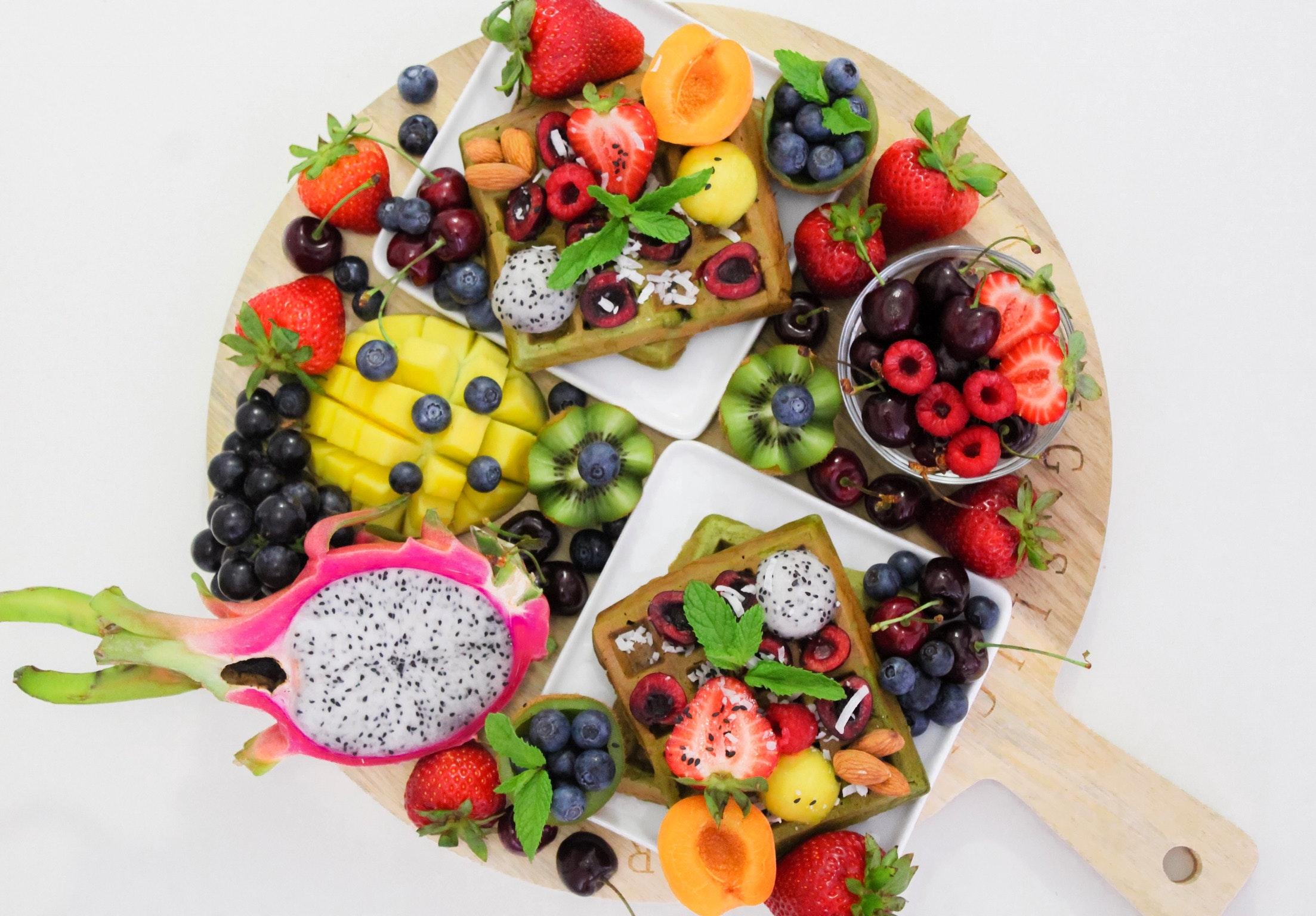 Frutas que se deben evitar en una dieta para diabéticos