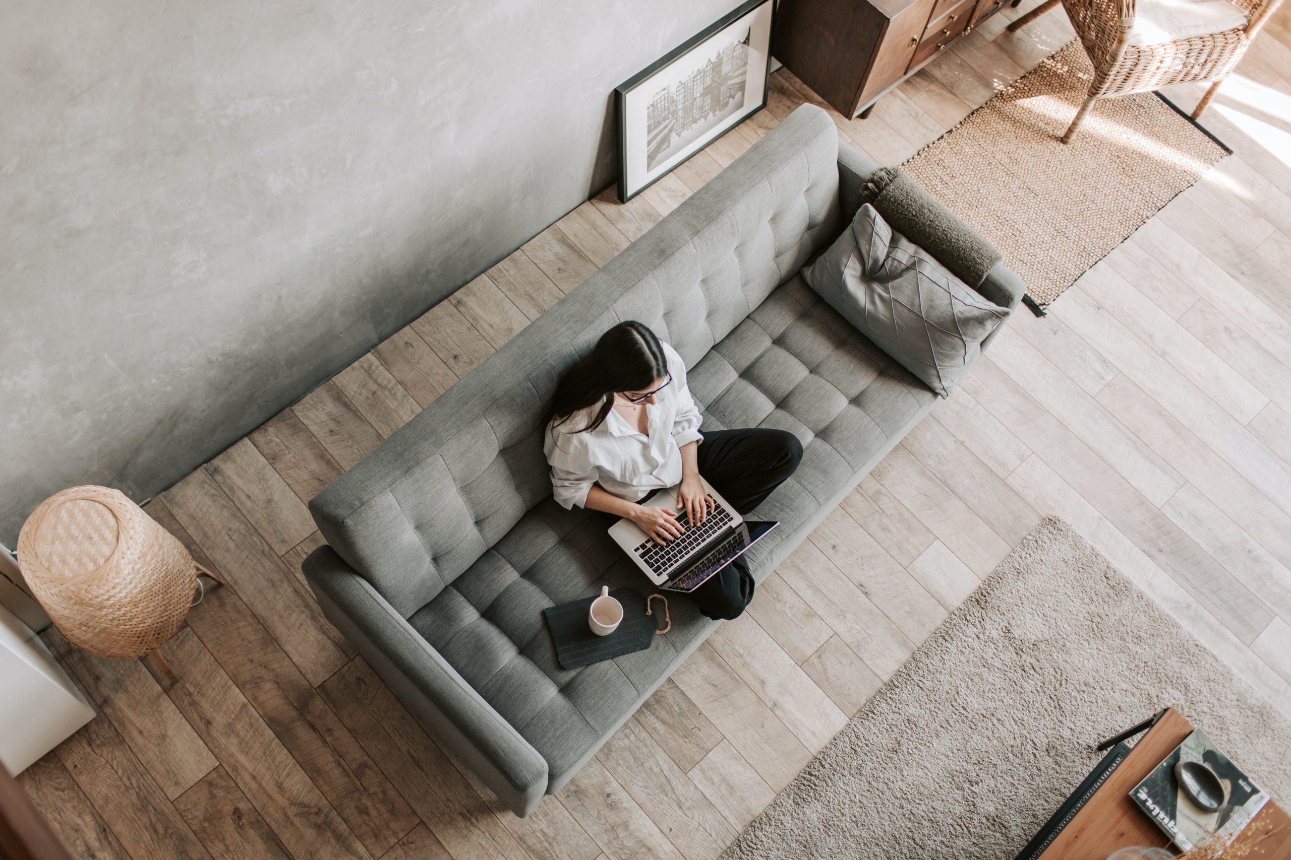 Cómo impulsar la creatividad cuando se trabaja en casa