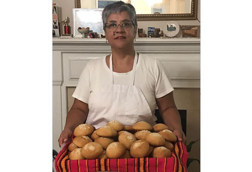 Lilian Donis y su emprendimiento de pan artesanal