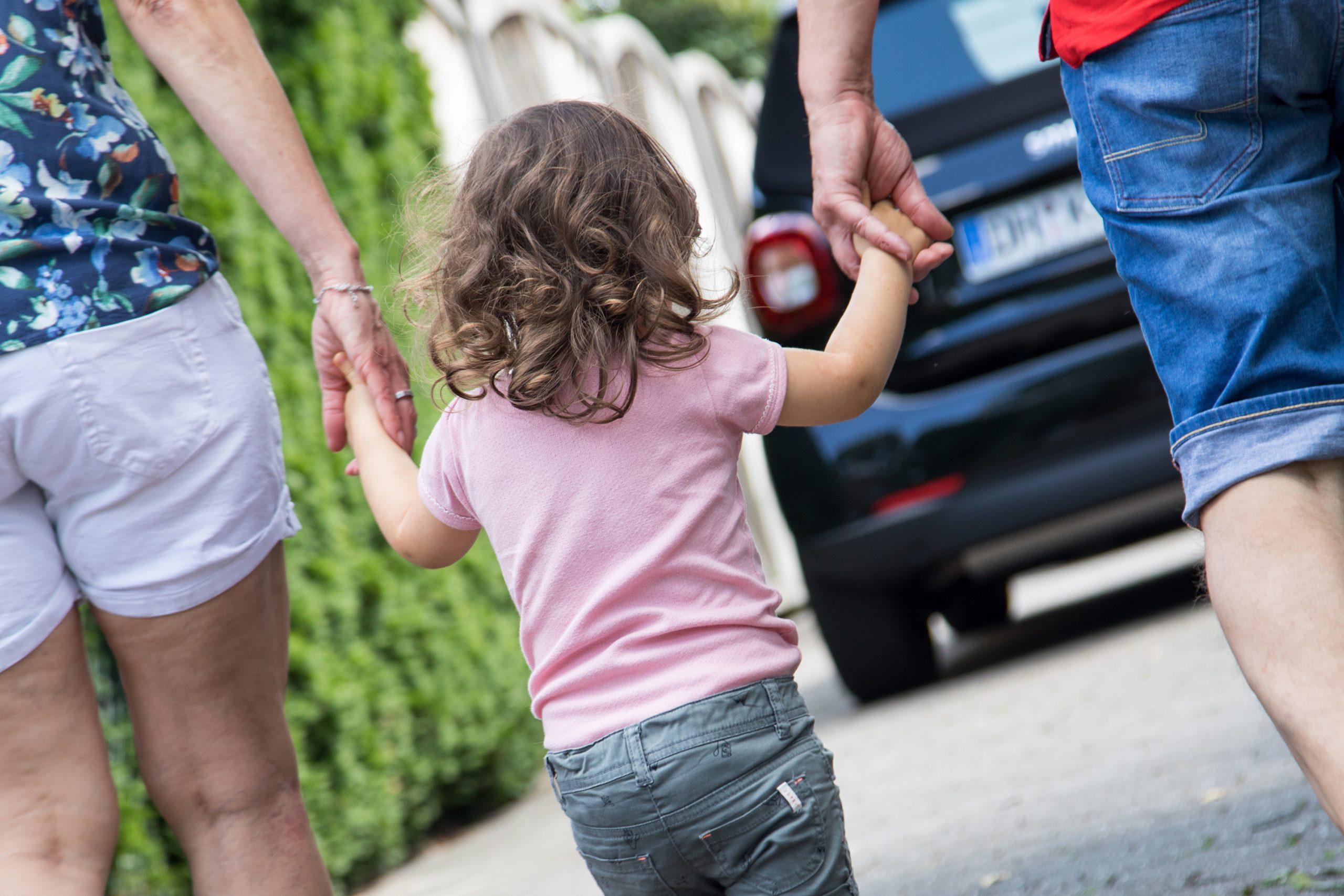 Los padres separados tienen que dar señales claras a los hijos