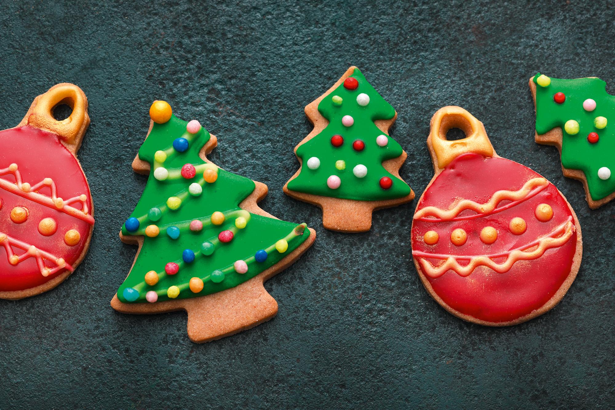 ¿Cómo preparar galletas navideñas con los niños?