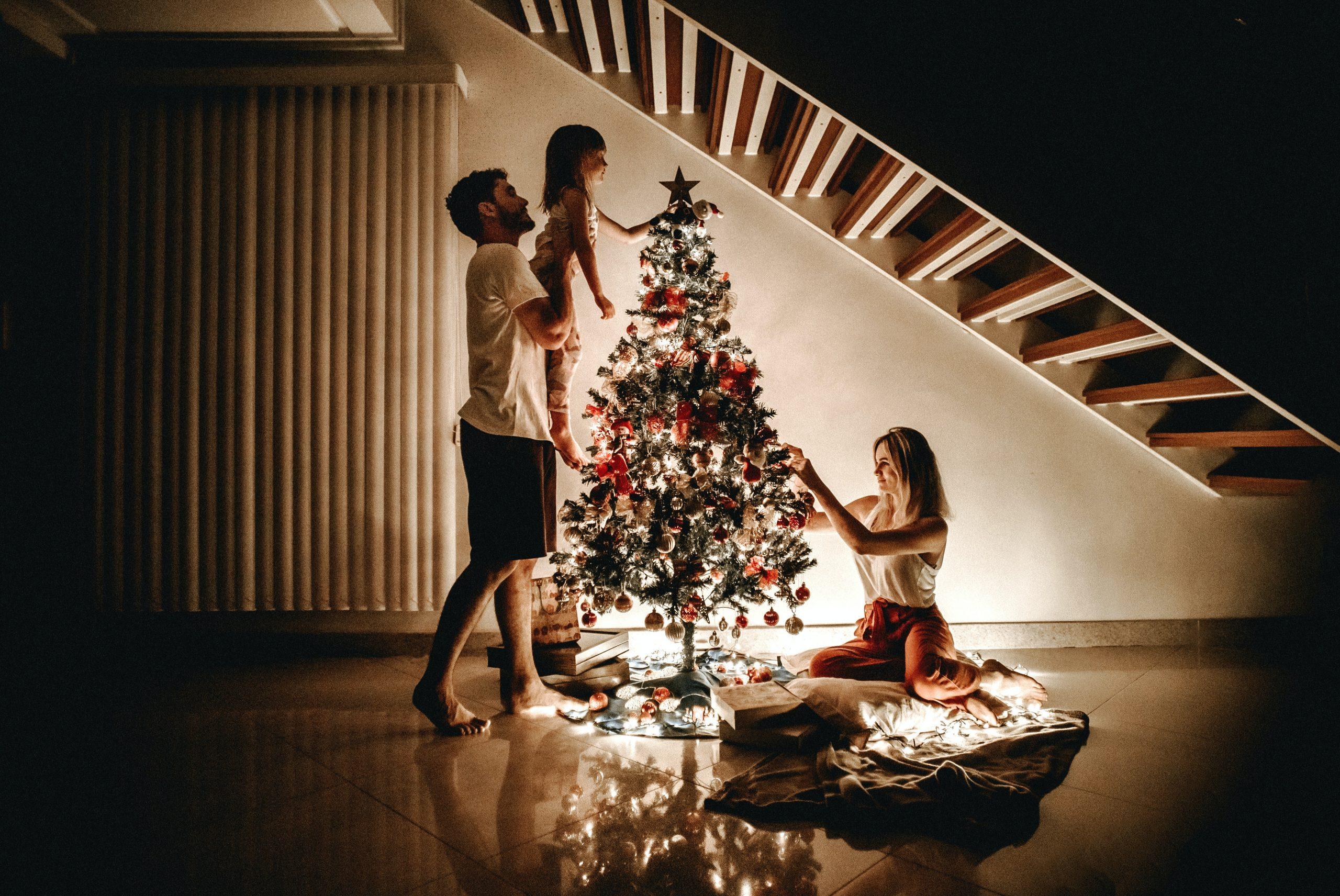 ¿Es seguro asistir a una reunión navideña?