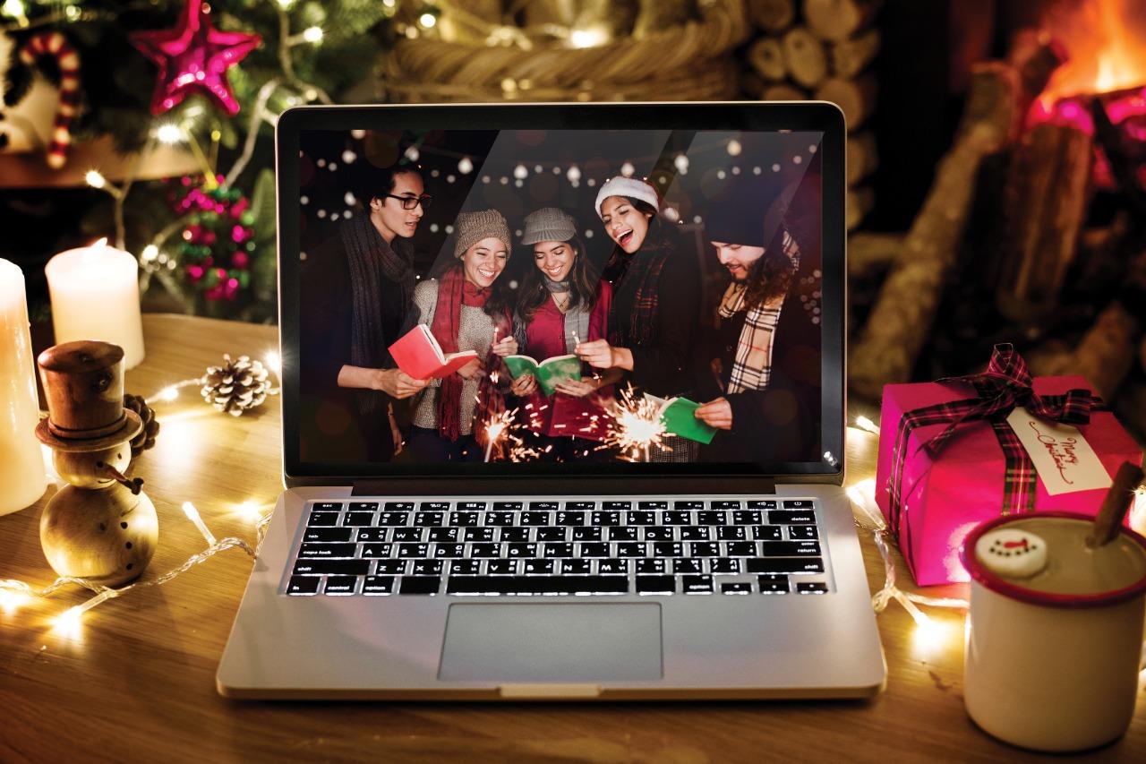 Posadas navideñas, una manera de compartir vía zoom con los amigos