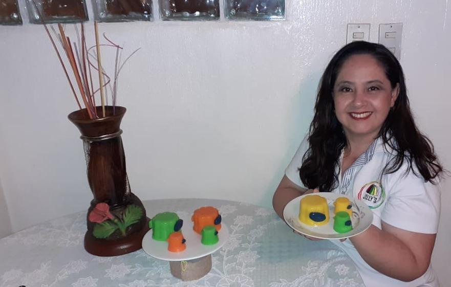 Conoce la historia de Mónica de Arango y su emprendimiento Jelly's