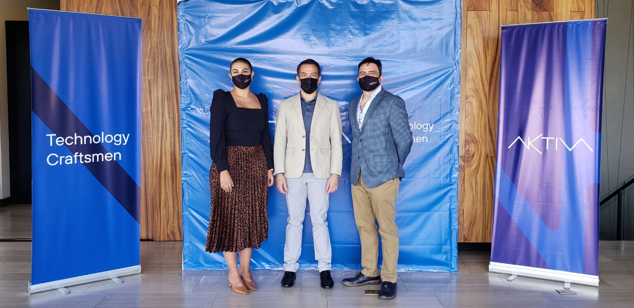 Aktiva se reposiciona como una marca contemporánea e innovadora
