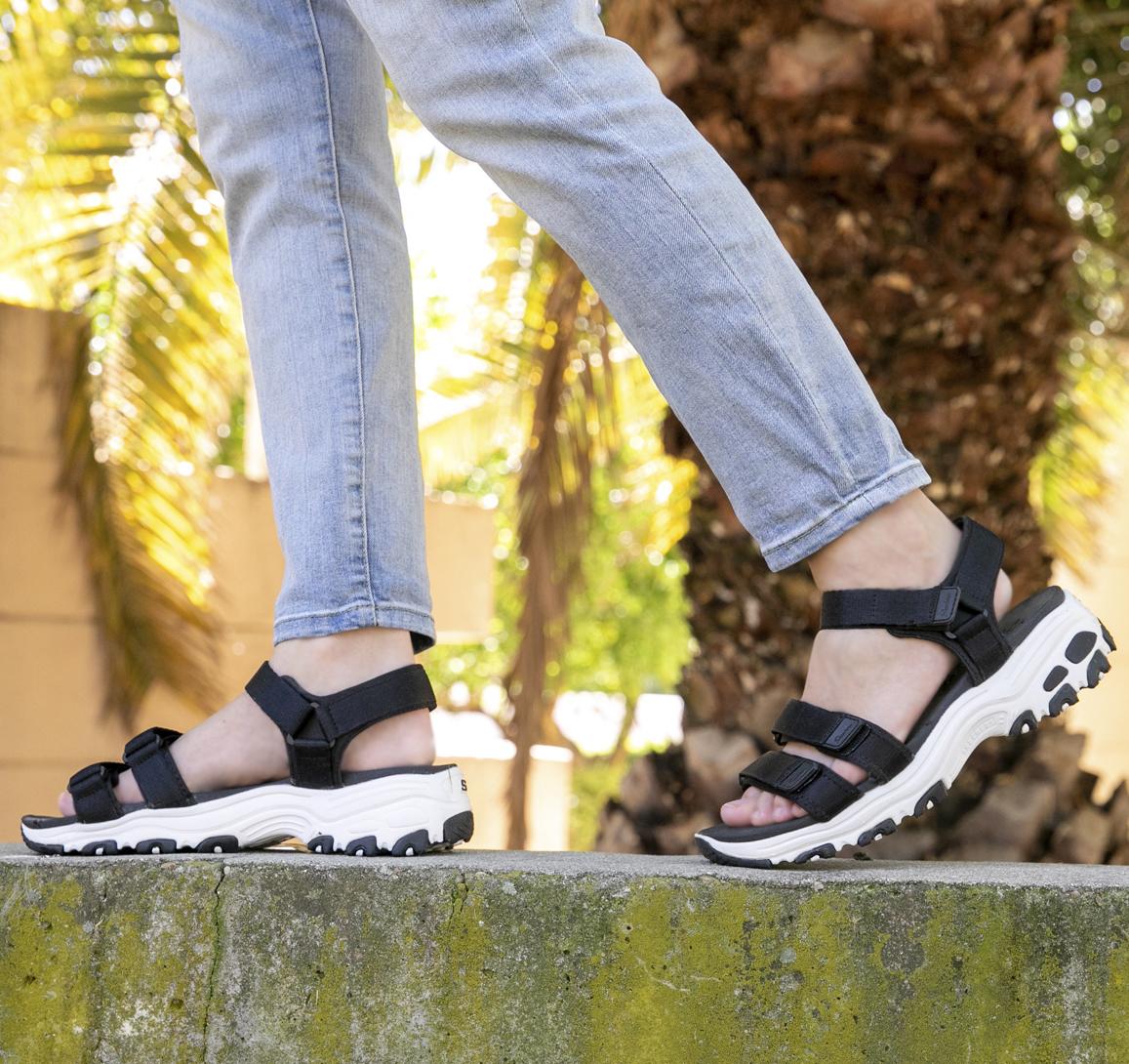 Tendencia de sandalias para lucir en verano