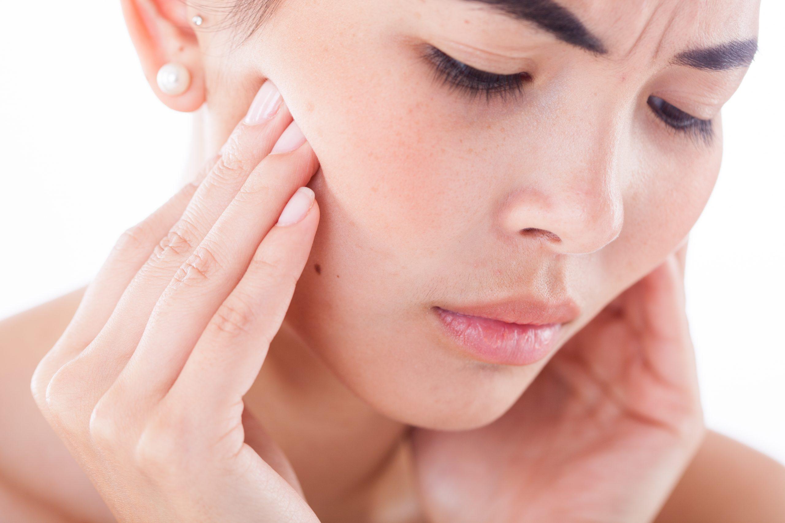 Los problemas de mandíbula pueden generar dolor de espalda