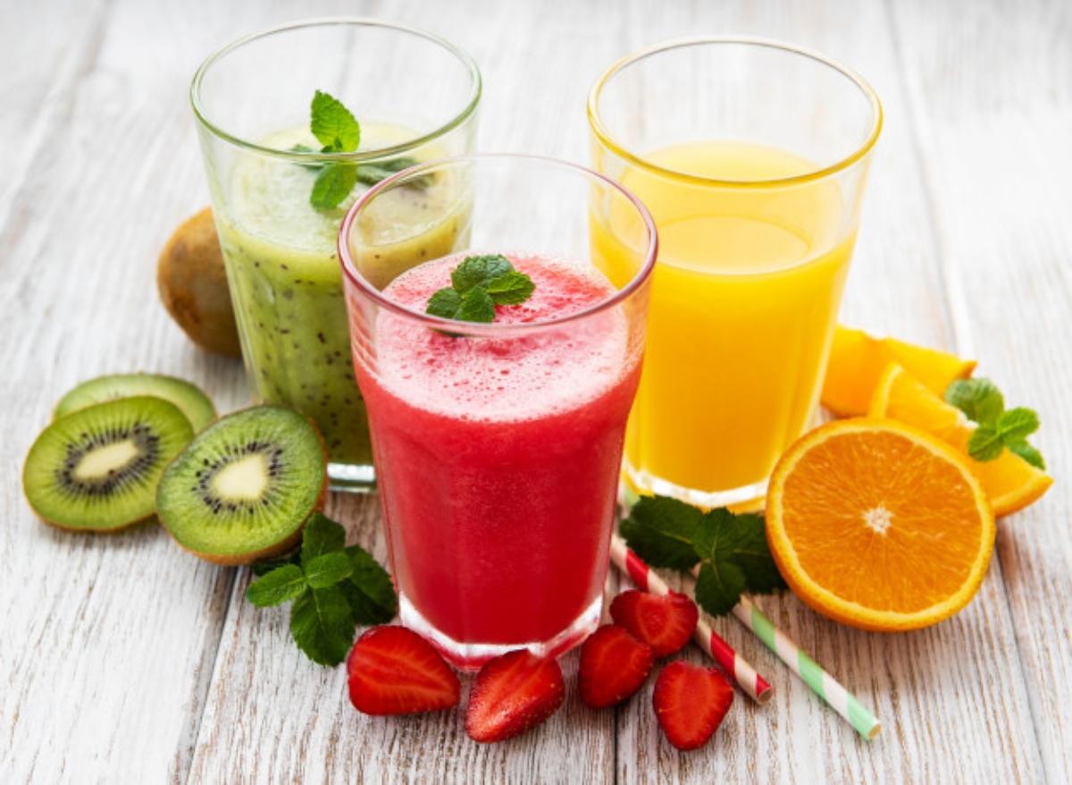 Cuatro smoothies para refrescarse en verano