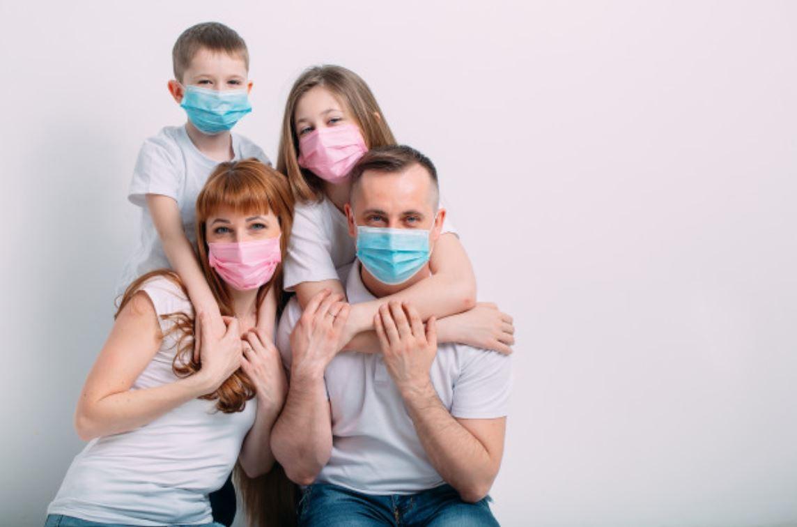 Papá tiene covid-19: lo que una infección significa para la familia
