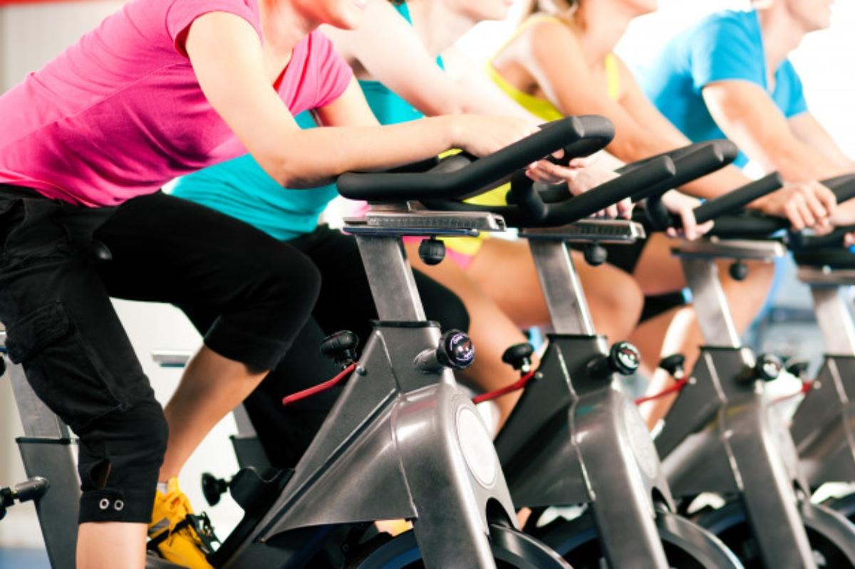 Spinning, efectivo para quemar muchas calorías