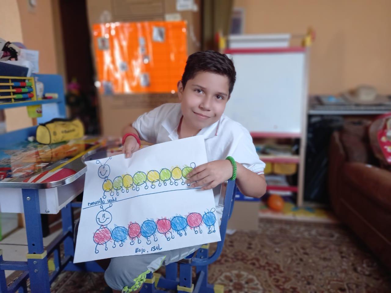 DíaDelAustismo: Joshua Cardona, un niño que regala alegría