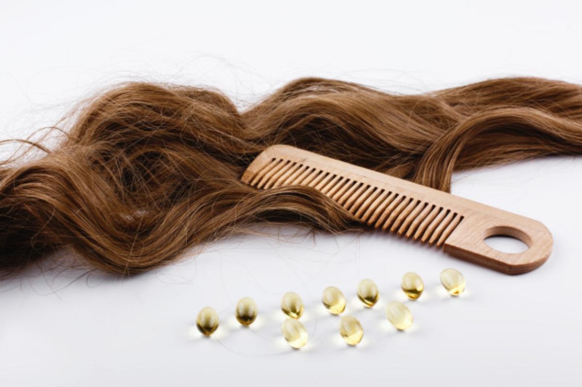 Aceites que el cabello seco necesita en el invierto