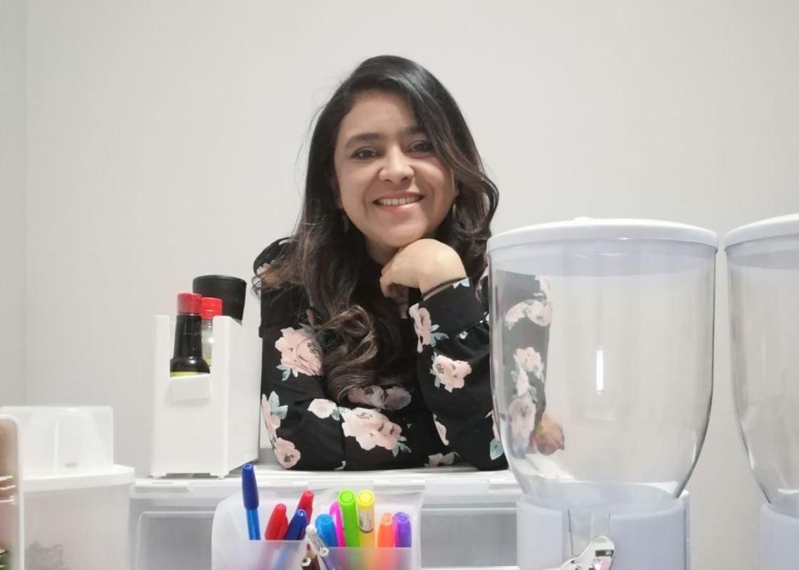 Conoce la historia de Jacqueline Figueroa y su emprendimiento OrganizArte