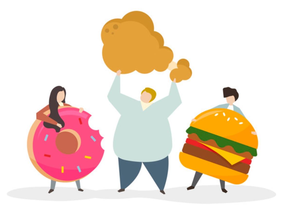 Obesidad: La otra epidemia que se agrava con el covid-19