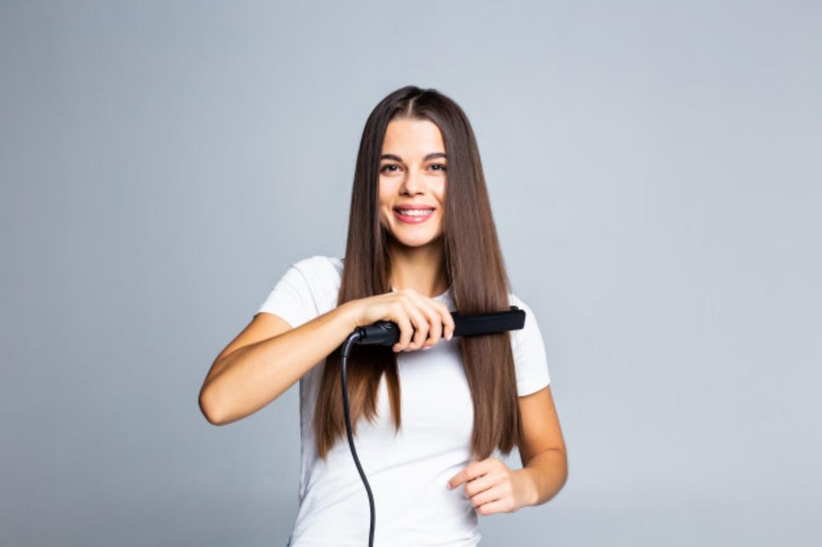 Tips para planchar el cabello y lograr que quede perfecto