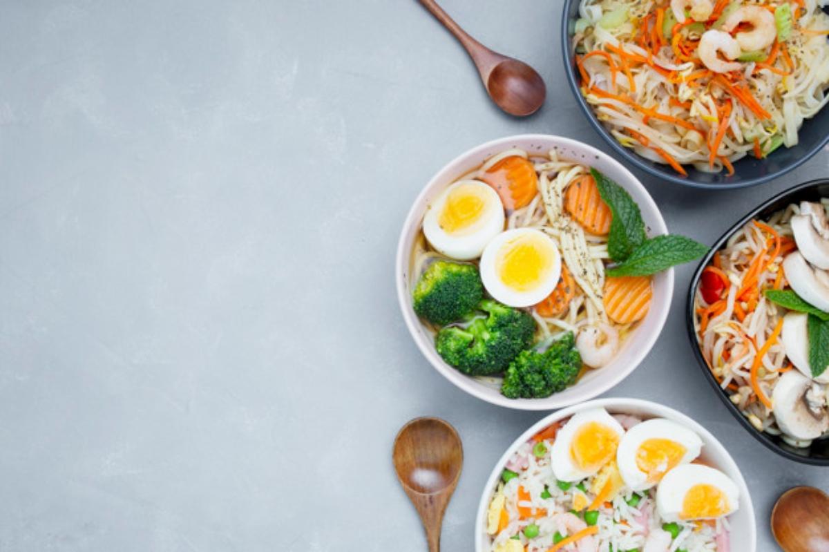 Cuatro platillo vegetarianos y saludables para disfrutar en familia