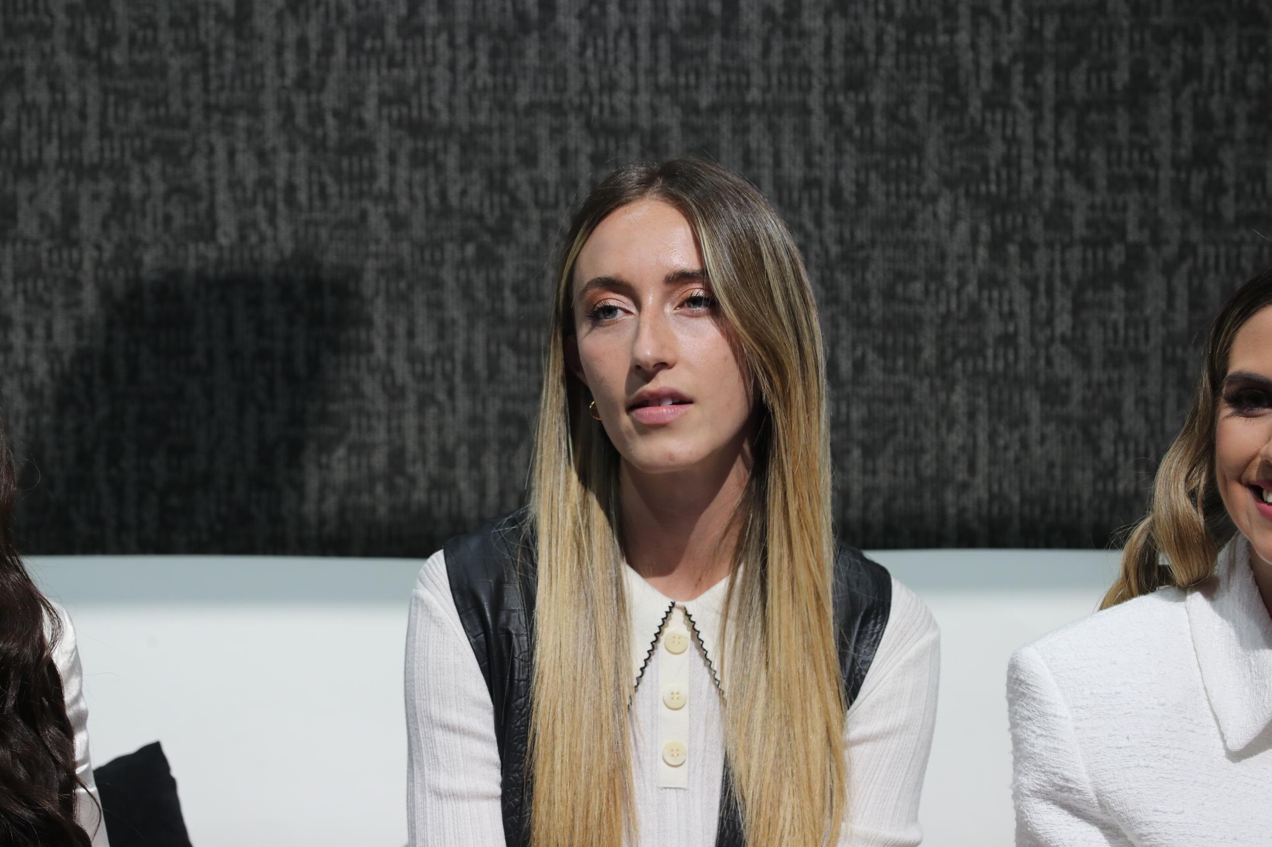 Alessandra Bregni, ganadora de The Fashion Games