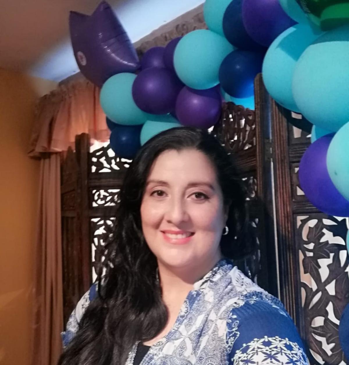 Conoce la historia de Paola Castañaza y su emprendimiento de globos